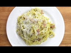 This Avocado Carbonara Is So Perfect For A Quick Weeknight Dinner