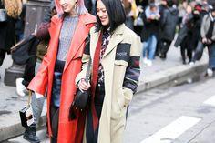 Irene Kim and Tiffany Hsu