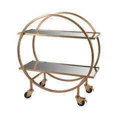 Beverly Bar Cart