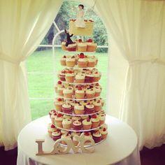 paula's wedding cake