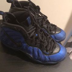 """THOUGHS SHIRT IN AIR FOAMPOSITE XX /""""OG ROYAL/"""" COLORWAY 2017"""