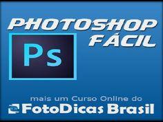 Curso Online Photoshop Fácil. com Certificado Digital Gratuito.