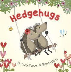 Short & Snappy Happy Book Blog: Hedgehugs Hedgehog Facts For Kids, Hedgehog Book, Hedgehog Illustration, Children's Book Illustration, Hedgehog Birthday, Kids Story Books, Childrens Books, Unique Gifts, Lily