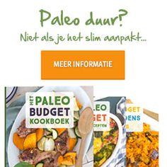 Het Paleo Budget kookboek boordevol tips die goed zijn voor je lijf en je portemonnee!