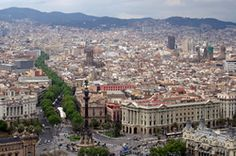 Eixample in Barcelona, so beautiful