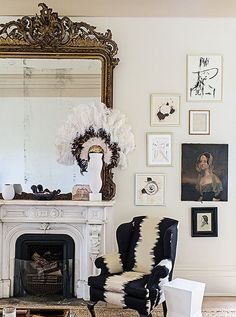 sara ruffin costello's living room