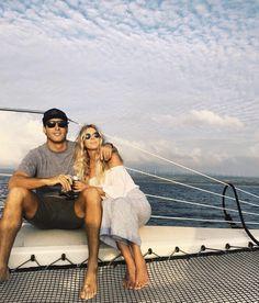 pinterest// @namalecka Cruise Pictures, The Love Club, Dear Future Husband, Young Love, Boyfriend Goals, Nautical Fashion, Girls Dream, Cruise Travel, Couple Goals
