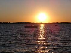 My backyard....love Lake Minnetonka sunsets!
