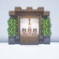 Diy Minecraft, Clock, Hacks, Wall, House, Home Decor, Decorating Rooms, Decorations, Watch