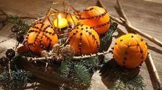 Pomarańcze z goździkami pięknie wyglądają i są niezwykle aromatyczne, fot. Grzegorz Kozakiewicz