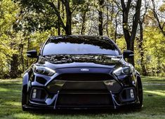 Focus Rs, Ford Focus, Wicked Jester, Car For Teens, Funny Motorcycle, Turbo Car, Tuner Cars, Wrx Sti, Mustang Cars