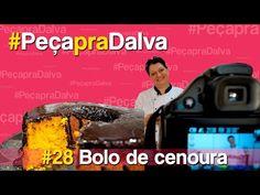 #PeçapraDalva #29 - Bolo Pudim de chocolate - Priscila Almeida - YouTube