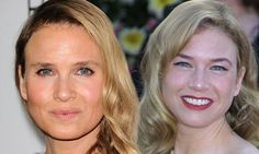 She's well known for transforming her appearance for movie roles. But off-screen Renee Zellweger displayed an astonishingly different look on Monday.