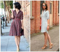 When it is summer season the temperatures may increase a lot, so every girl should own many different types of summer dresses. #dress