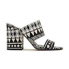 DOLCE VITA ELIZE MULES. #dolcevita #shoes #