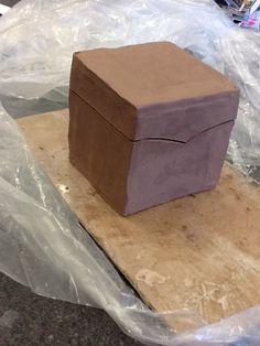 How to Make a Ceramic Slab Box