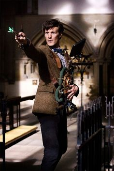 Matt Smith, Vincent and The Doctor. Doctor Who Series 5, Doctor Who 2005, Twelfth Doctor, Eleventh Doctor, Geronimo, Best Sci Fi Shows, Doctor Picture, Doctor Who Quotes, Addicted Series