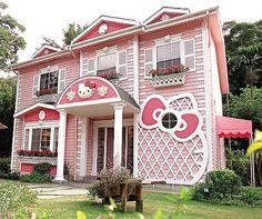 Hello Kitty - Villa