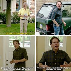 It's always sunny in Philadelphia Dennis Reynolds Mac and Dennis move to the suburbs
