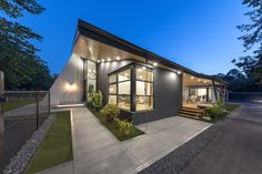 Origami House   DNA Architects   Preferred Builders ACT #architecture #design #house #canberra #residential #modern #facade