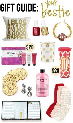 Gift Guide: Your Best Friend (Under $50!) | Southern Curls & Pearls | Bloglovin'