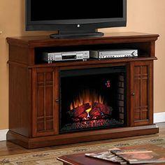 Carmel Electric Fireplace