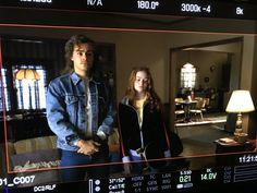 Dacre Montgomery & Sadie Sink - Stranger  Things behind the scenes