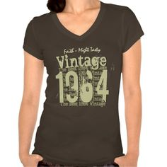 >>>Coupon Code          50th Birthday Gift Best 1964 Vintage V021 Tee Shirts           50th Birthday Gift Best 1964 Vintage V021 Tee Shirts In our offer link above you will seeThis Deals          50th Birthday Gift Best 1964 Vintage V021 Tee Shirts Review on the This website by click the bu...Cleck See More >>> http://www.zazzle.com/50th_birthday_gift_best_1964_vintage_v021_tshirt-235998978141005053?rf=238627982471231924&zbar=1&tc=terrest