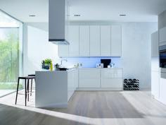 Kitchen : Kitchen Fabulous Modern White Kitchen Interior Designs Excellent Modern Kitchen Designs Modern Kitchen Designs. The New Modern Kit...