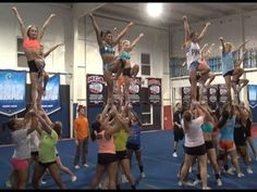 Cheer Extreme  by Courteney Harmer