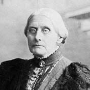 "Susan B. Anthony ~ ""Susan Brownell Anthony (February 1820 – March was a prominent American civil rights leader who played a pivotal role in the century women's rights movement to introduce women's suffrage into the United States. Iconic Women, Famous Women, Famous People, Great Women, Amazing Women, American Women, American History, Elizabeth Cady Stanton, Susan B Anthony"