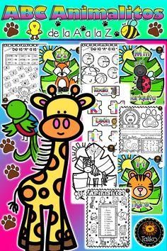 School Resources, Teaching Resources, Teaching Ideas, Bilingual Classroom, Foreign Language, Arithmetic, Teaching Materials, Abcs, Letters And Numbers