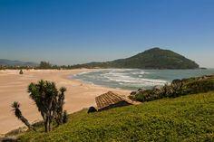 Ferrugem Beach, Garopaba, Santa Catarina, Brazil.