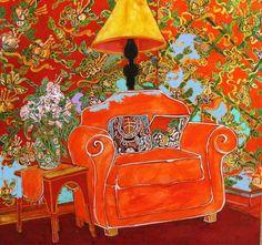 Interior - Linda Arthurs