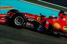 Conclusi i Tests Pirelli a Yas Marina, Kimi ha percorso 97 Giri