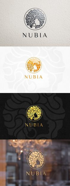 Nubia Hair Logo Temp