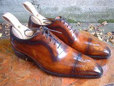 Antonio Meccariello Shoes