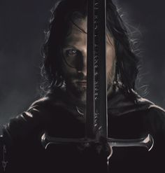 King Aragorn - LORD OF THE RINGS