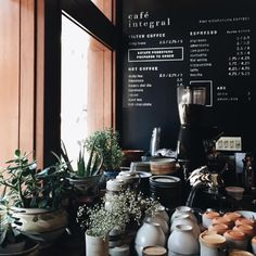 adelineania: Really good coffee / really good day. (at Café Integral Chicago)