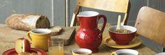 162 Jahre Erfahrung in der Keramikherstellung können nur eines bedeuten: Hier sind Profis am Werk! Das Familienunternehmen Emile Henry aus Frankreich hat sich auf Töpfe, Geschirr & Küchenartikel spezialisiert und sich auf diesem Gebiet einen Namen gemacht. Hier findet man «Savoir-faire» in jedem Einzelstück!