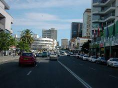 Windhoek   Downtown Windhoek