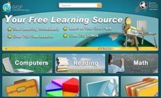 Computer, Reading, Math lessons and so much more at this really awesome freebie for continuing education (and homeschooling high schoolers!).