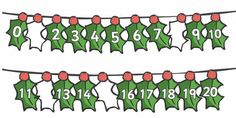 Twinkl Resources >> Christmas Missing Numbers (0-20) Activity  >> Classroom printables for Pre-School, Kindergarten, Primary School and beyond! christmas, numeracy,