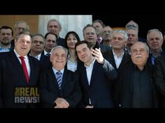 Video: Will SYRIZA Survive Radical Left Democracy? - http://www.therussophile.org/video-will-syriza-survive-radical-left-democracy-2.html/
