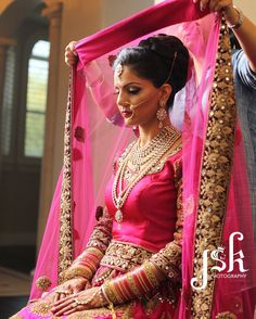Indian wedding, bride getting ready Indian wedding, bride getting ready Indian Wedding Bride, Indian Wedding Photos, Indian Wedding Photography, Desi Wedding, Indian Weddings, Wedding Updo, Wedding Pictures, Wedding Ideas, Indian Wedding Hairstyles