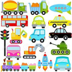 cute car illustration - Google Search