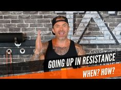 The core behind Resistance Band Training relies on the cencept of progressive overload. Resistance Band Training, Go Up, Training Programs, Build Muscle, Challenges, Workout, Tips, Youtube, Endurance Workout