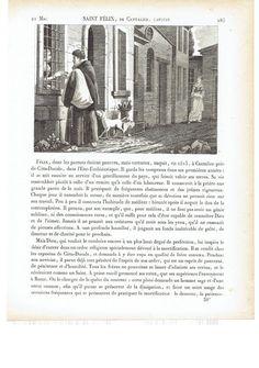 "1825 Vite dei Santi: San Felice da Cantalice Porri ""Saint Felix"" Bachicultori | eBay"