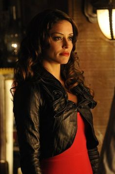 Picture: Emmanuelle Vaugier in 'Lost Girl.' Pic is in a photo gallery for Emmanuelle Vaugier featuring 8 pictures. Emmanuelle Vaugier, Ksenia Solo, Girls Tv Series, Anna Silk, Girls Season, Season 4, Tv Girls, Bad Girls Club, Canada