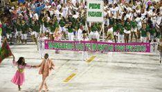 Mangueira 2020 ensaio técnico no Sambódromo Samba, Fun, Transmission Tower, Bedroom, Hilarious